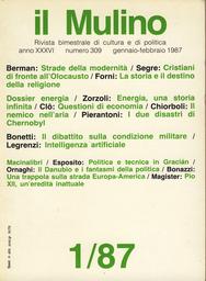 Copertina del fascicolo dell'articolo L'inattuale eredità di Pio XII