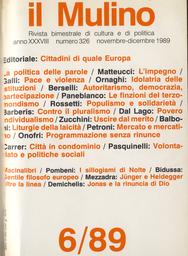 Copertina del fascicolo dell'articolo Gentile filosofo europeo