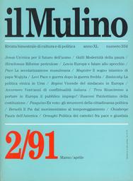 Copertina del fascicolo dell'articolo Sindacato e conflitto in Italia nell'ultimo ventennio