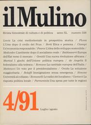 Copertina del fascicolo dell'articolo La forza fa l'unione. Il federalismo in versione tedesca