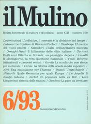Copertina del fascicolo dell'articolo Inventare la pace