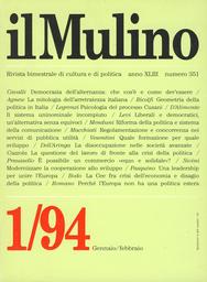 Copertina del fascicolo dell'articolo Italia arretrata, Europa moderna