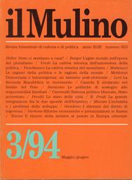 Copertina del fascicolo dell'articolo La cattiva retorica del moralismo