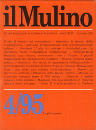 Copertina del fascicolo dell'articolo La televisione nella competizione multimediale