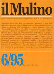 Copertina del fascicolo dell'articolo L'Europa verso il ventunesimo secolo