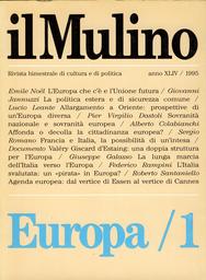 Copertina del fascicolo dell'articolo Allargamento a Est: prospettive di un'Europa diversa
