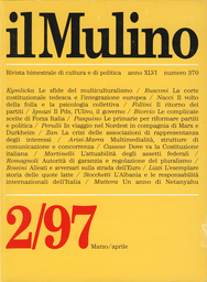 Copertina del fascicolo dell'articolo Il ritorno dei partiti