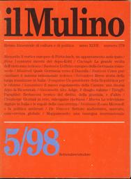 Copertina del fascicolo dell'articolo Settore audiovisivo, mercato, concorrenza globale