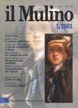 cover del fascicolo, Fascicolo arretrato n.1/2001 (gennaio-febbraio)