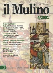 Copertina del fascicolo dell'articolo Forza Italia, partito di riferimento