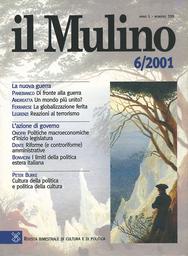 Copertina del fascicolo dell'articolo L'Italia e l'Europa che verrà