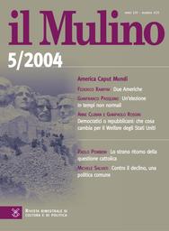 Copertina del fascicolo dell'articolo Due Americhe