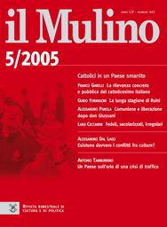 Copertina del fascicolo dell'articolo Di che cosa si parla quando si parla d'Europa