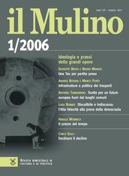 Copertina del fascicolo dell'articolo La televisione e la campagna elettorale permanente