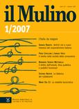 cover del fascicolo, Fascicolo arretrato n.1/2007 (gennaio-febbraio)