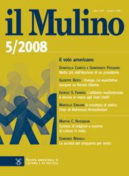 Copertina del fascicolo dell'articolo Change. Le aspettative europee su Barak Obama