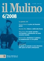 Copertina del fascicolo dell'articolo Il tempo del federalismo fiscale