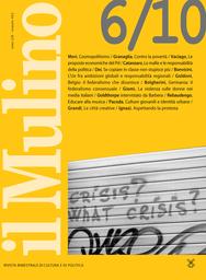 Copertina del fascicolo dell'articolo A proposito di laicità