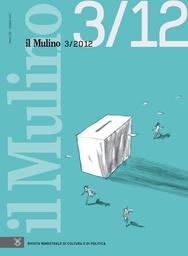 Copertina del fascicolo dell'articolo L'innovazione organizzativa come questione nazionale