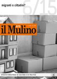 cover del fascicolo, Fascicolo arretrato n.6/2015 (November-December)