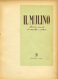 Cover del fascicolo: