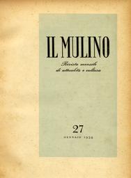 Copertina del fascicolo dell'articolo Contributo alla geografia delle elezioni italiane dal 1946 al 1953