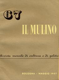 Copertina del fascicolo dell'articolo Benedetto Croce e lo storicismo assoluto