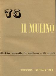 Copertina del fascicolo dell'articolo Le società intermedie