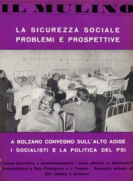 Copertina del fascicolo dell'articolo I socialisti di fronte alla politica del Psi
