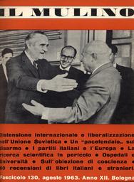 Copertina del fascicolo dell'articolo Antagonismo tra ospedali e università