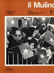 Copertina del fascicolo dell'articolo Lotte alla Columbia University