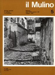 Copertina del fascicolo dell'articolo Alberto Sordi e la