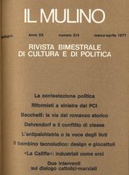 Copertina del fascicolo dell'articolo Prospettive nel campo dell'istruzione e della formazione professionale