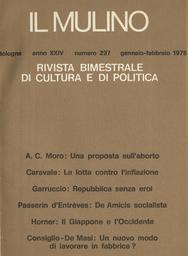 Copertina del fascicolo dell'articolo Leggendo