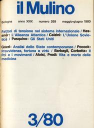 Copertina del fascicolo dell'articolo Per un'analisi critica dello Stato contemporaneo