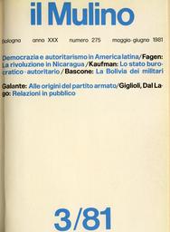 Copertina del fascicolo dell'articolo Un durkheimiano nella