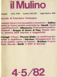 Copertina del fascicolo dell'articolo Le gemelle pirandelliane di Moravia